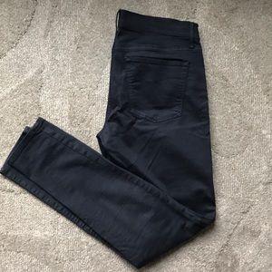 Legging Jeans Black Skinny